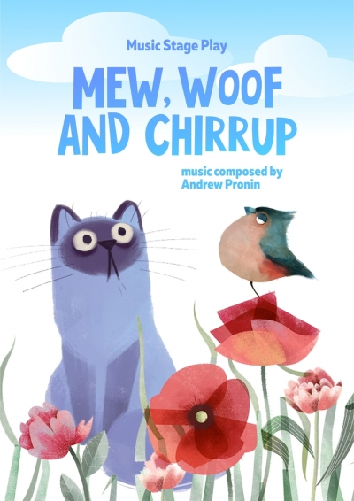 Mew, Woof and Chirrup
